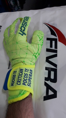 guantes de arquero pure contact prime g3fusion personalizalos gratis reusch