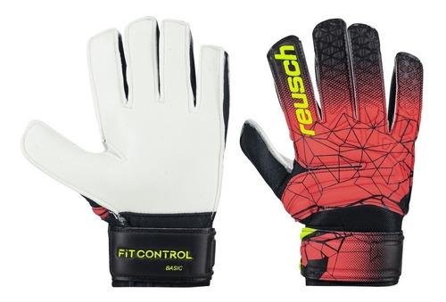guantes de arquero reusch fit control basic new / tactic spo