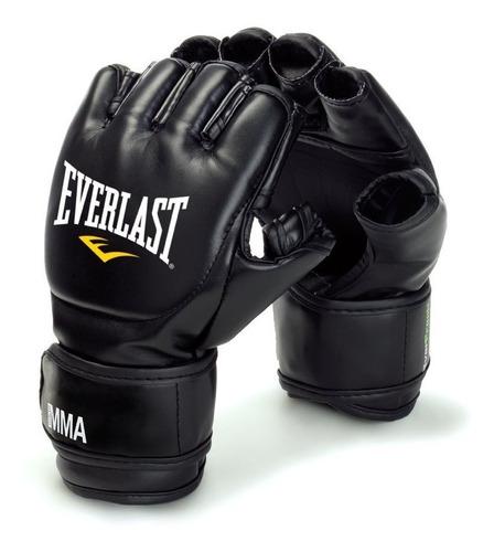 guantes de artes marciales mixtas mma everlast entrenamiento