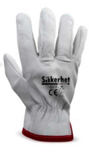 guantes de badana säkerhet