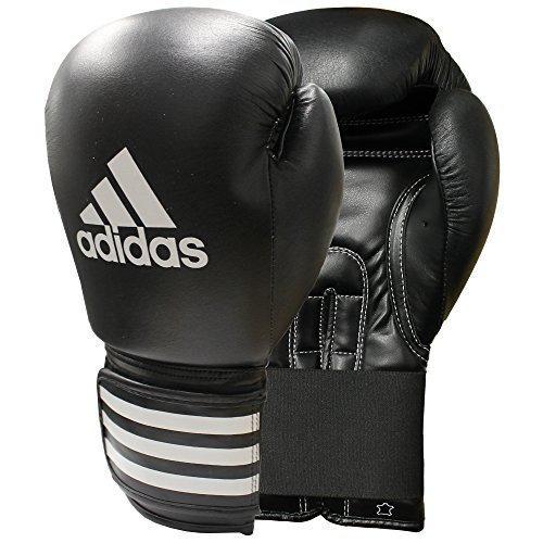 guantes de box adidas piel 14 y 16 oz