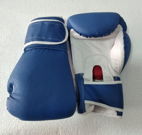 guantes de box, boxeo, cuero ecologico, 10 12 14 y 16 onzas