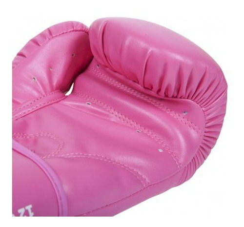 guantes de box contender venum color rosa 10 oz