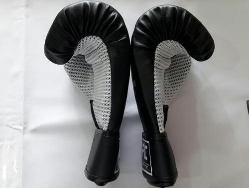 guantes de box king boxing predator tallas s m l xl cuero