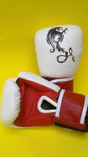 guantes de box, muay thai. kick boxing