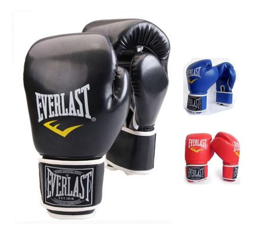 guantes de box o boxeo everlast 8oz original para niños