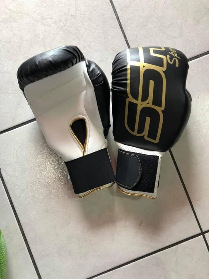 Guantes De Box Ssr Sport