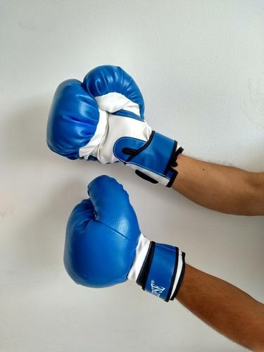 guantes de boxeo 2 pares entrenamiento