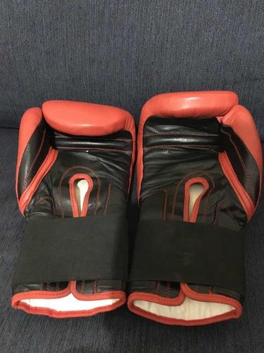 guantes de boxeo corti (profesionales) 14 onzas impecables!