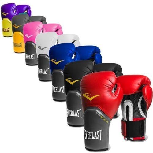 guantes de boxeo pro style nivel ii everlast mma