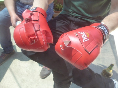 guantes de boxeo wii everlast