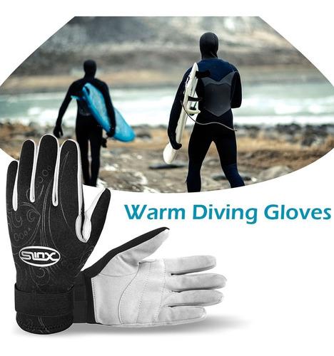 guantes de buceo 2mm neoprene wetsuit gloves warm snorkeling