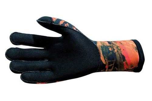 guantes de buceo 3mm red fusion talla 2 (small) - epsealon
