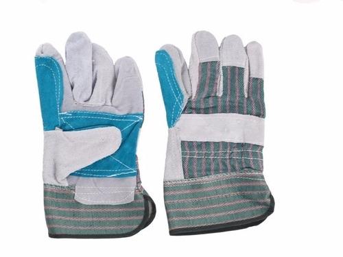 guantes de carnaza