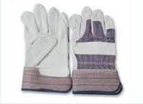 guantes de carnaza sencillos  emitimos factura