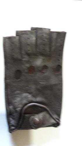 guantes de cuero para conducir