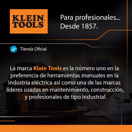 guantes de electricista-g 40072 klein tools