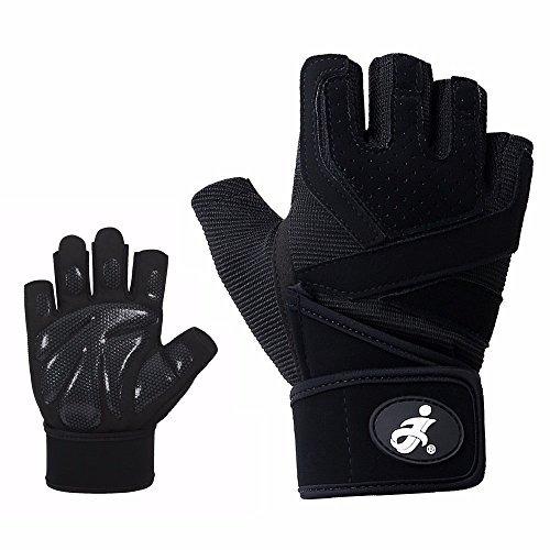 guantes de entrenamiento fenglei, microfibra ligera y guante