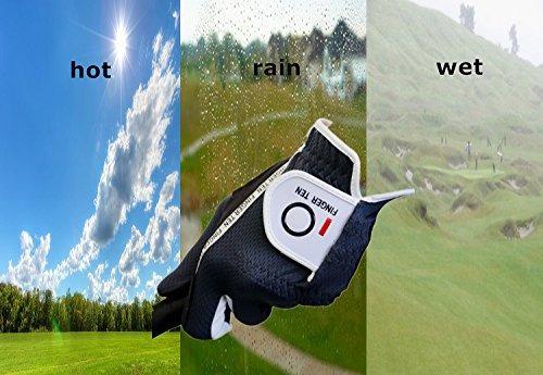 guantes de golf de menã ¢ â'¬â  ¢ zurdo mano derecha paquete