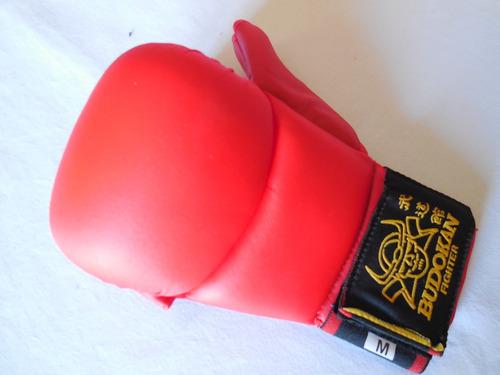 guantes de karate budokan fighter