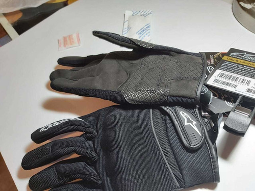 guantes de moto alpinestar