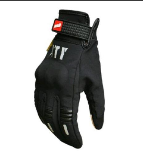 guantes de motociclistas marca city