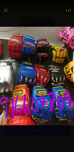 guantes de muay thai