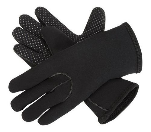 guantes de neoprene nauticos talle xxl (no envios)