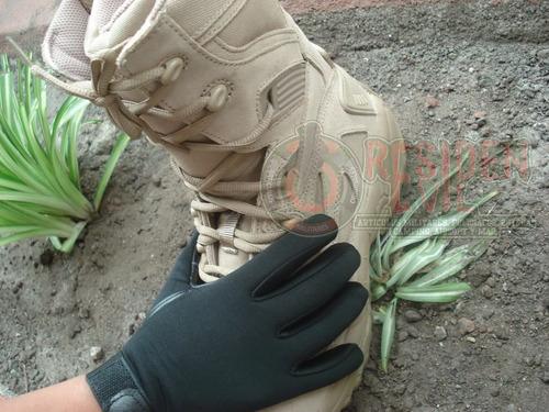 guantes de neopreno tactico tiro deportivo manejo proteccion