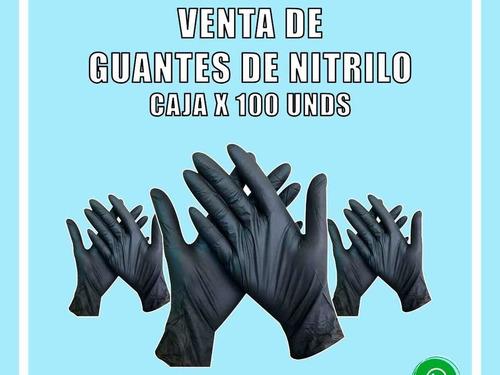 guantes de nitrilo con registro invima