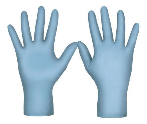 guantes de nitrilo desechables bolsa 10 pzas ch, m, g, ext g