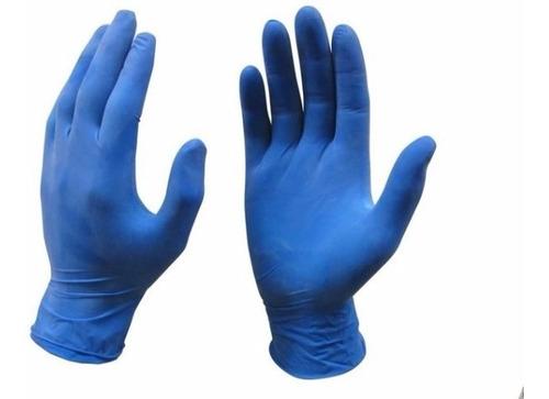 guantes de nitrilo latex free (100 unidades)
