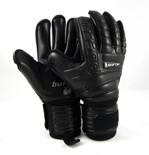 guantes de portero buffon spartan varillas - golero sport