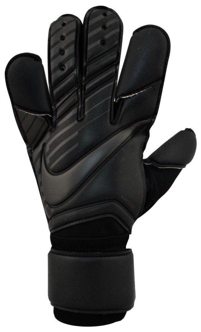 cavidad Sitio de Previs Estudiante  Guantes De Portero De Fútbol Nike Gk Vapor Grip 3 Negros Gs - $ 492.142 en  Mercado Libre