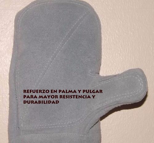 guantes de protección térmica 18  para horneros