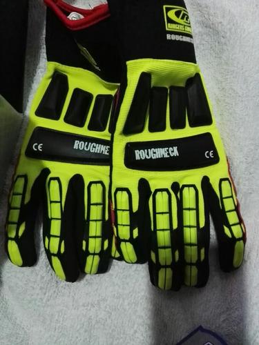 guantes de seguridad roughneck.