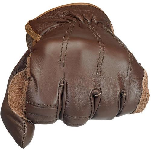 guantes de trabajo biltwell inc. cuero chocolate xl