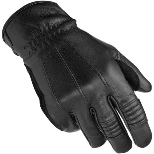 guantes de trabajo biltwell inc. cuero negro xl