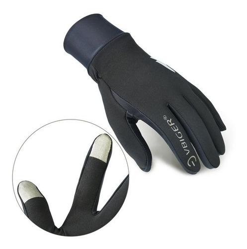 guantes deportivos primera capa con touch en dedos