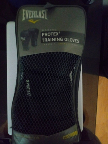 guantes everlast glove 14 oz