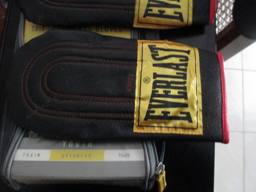 guantes everlast speed bag gloves youth advanced everhide