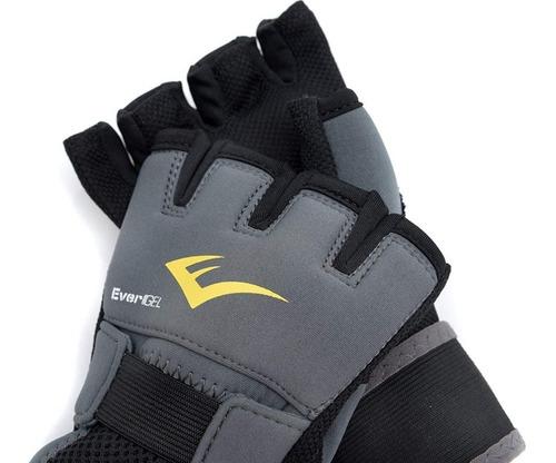guantes everlast  x435gx evergel xl gris 435gx
