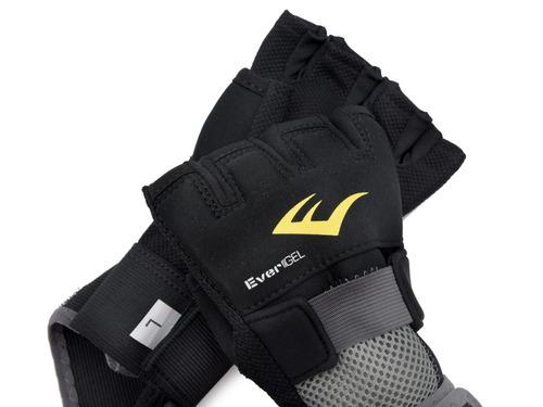 guantes everlast  x435ng evergel grande negro 435ng