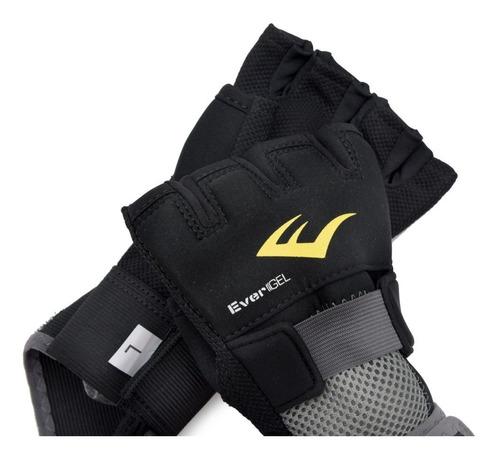 guantes everlast  x435nx evergel xl ngo 435nx