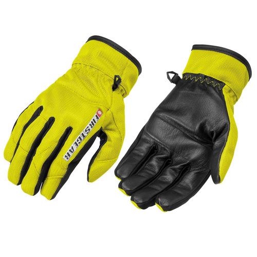guantes firstgear ultra mesh mujer dayglo sm