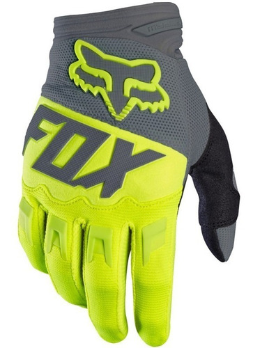 guantes fox dirtpaw ciclomontañismo motocross, downhill, bmx