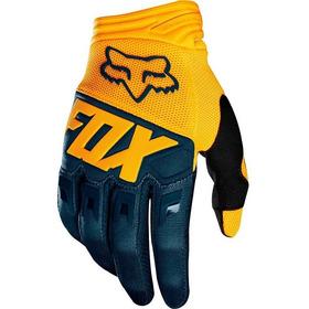 Guantes Fox Dirtpaw Motocross (navy/yellow) #22751-046