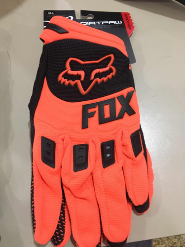 guantes fox originales