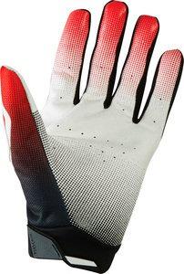 guantes fox racing flexair 2015 carrera mx/offroad rojo sm