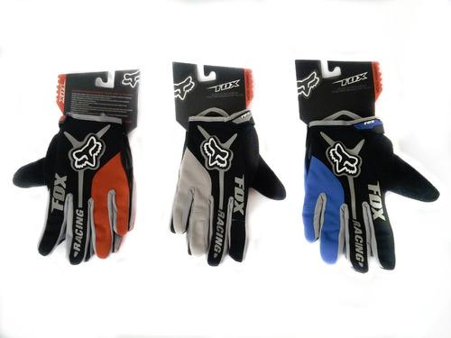 guantes fox racing para ciclismo,motocross con 20% descuento